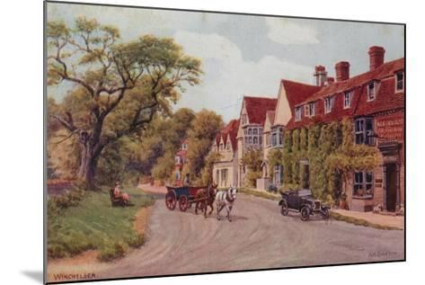 Winchelsea-Alfred Robert Quinton-Mounted Giclee Print