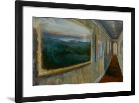The Gallery, 1998-Lee Campbell-Framed Art Print