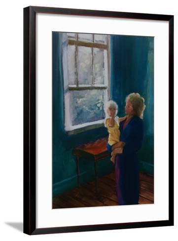 Lily and Mira, 1997-Lee Campbell-Framed Art Print