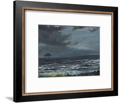 Approaching Storm, 2007-Vincent Alexander Booth-Framed Art Print