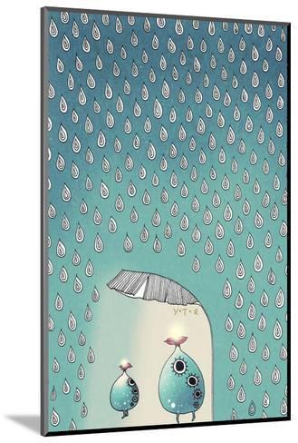 April Shower, 2012-Yoyo Zhao-Mounted Photographic Print