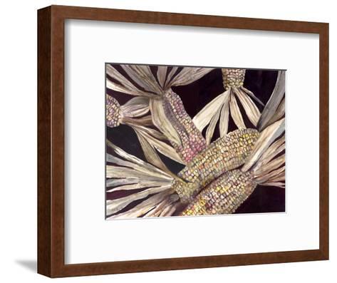 Corn-Neela Pushparaj-Framed Art Print