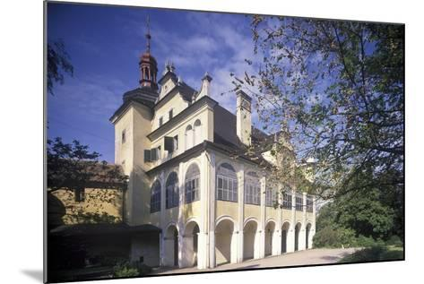 Summer Palace in Opono, Czech Republic--Mounted Photographic Print