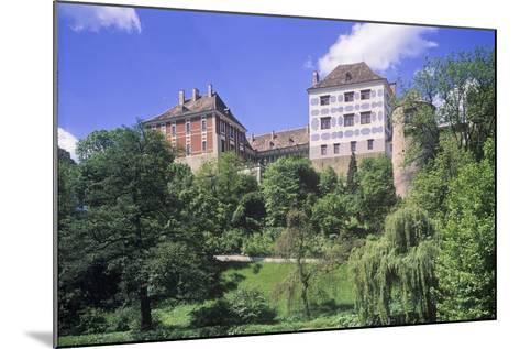 Opono Château, Czech Republic--Mounted Photographic Print