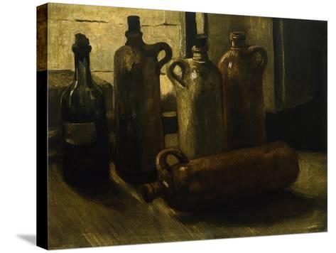 Still Life-Vincent van Gogh-Stretched Canvas Print