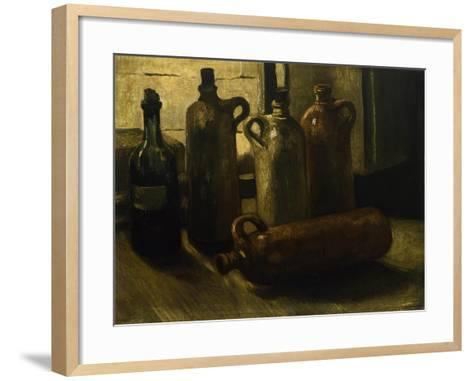 Still Life-Vincent van Gogh-Framed Art Print
