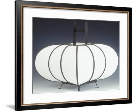 Lamp--Framed Art Print