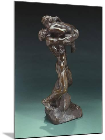 I Am Beautiful, 1882 and before 1926-Auguste Rodin-Mounted Giclee Print