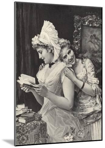 The Sisters-Federigo Andreotti-Mounted Giclee Print