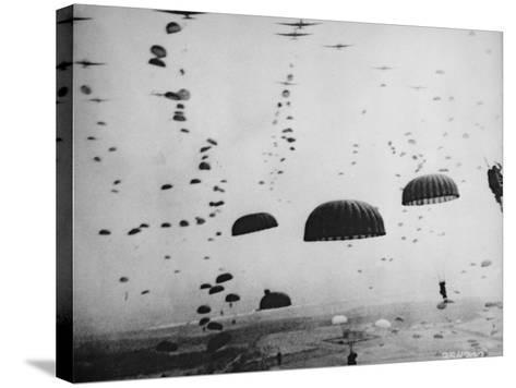 The Battle of Arnhem--Stretched Canvas Print