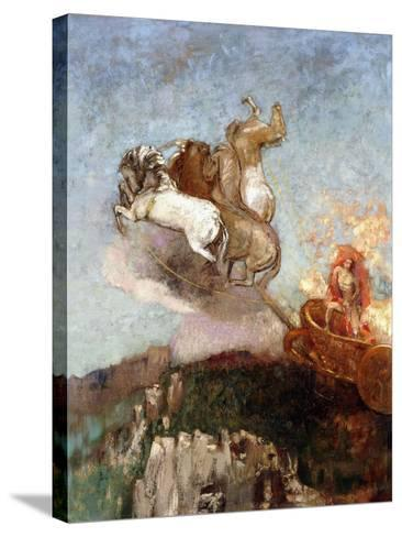 The Chariot of Apollo, 1907-1908-Odilon Redon-Stretched Canvas Print