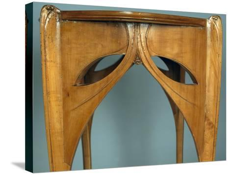 Art Nouveau Style Table, 1903-Hector Guimard-Stretched Canvas Print