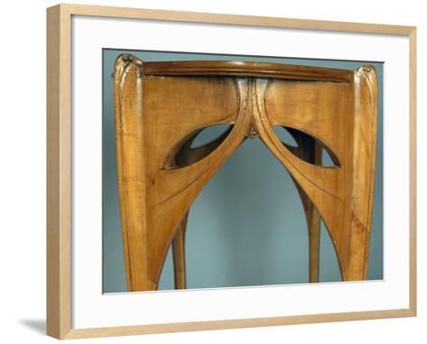 Art Nouveau Style Table, 1903-Hector Guimard-Framed Art Print