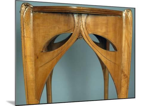 Art Nouveau Style Table, 1903-Hector Guimard-Mounted Giclee Print