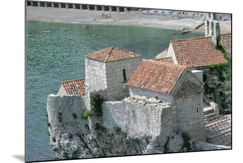 Church of St. Mary in Punta, Built in 1221--Mounted Photographic Print