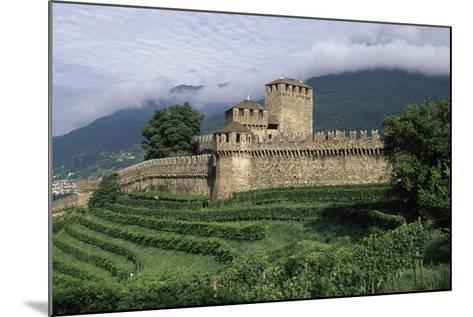 Montebello Castle--Mounted Giclee Print