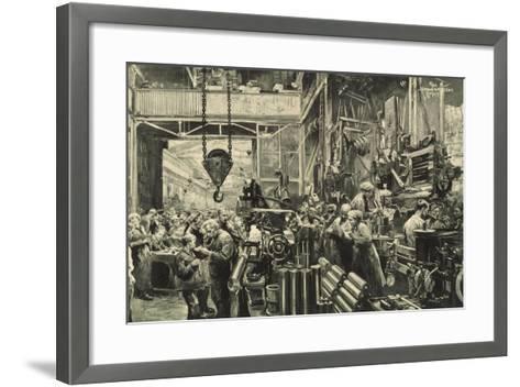 Weapons for the Final Battle-Felix Schwormstadt-Framed Art Print