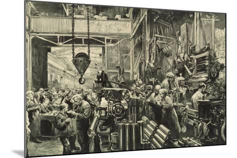 Weapons for the Final Battle-Felix Schwormstadt-Mounted Giclee Print