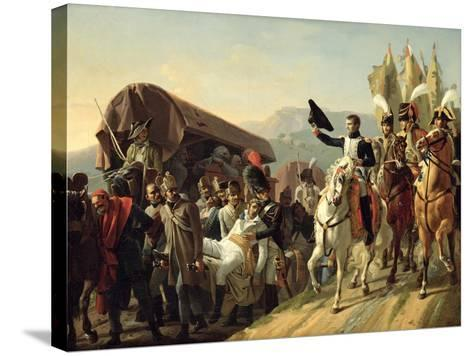 Napoleon-Jean Baptiste Debret-Stretched Canvas Print
