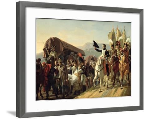 Napoleon-Jean Baptiste Debret-Framed Art Print