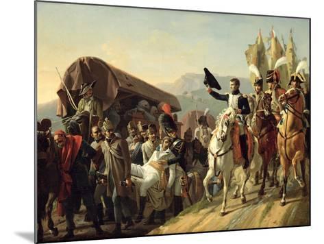 Napoleon-Jean Baptiste Debret-Mounted Giclee Print