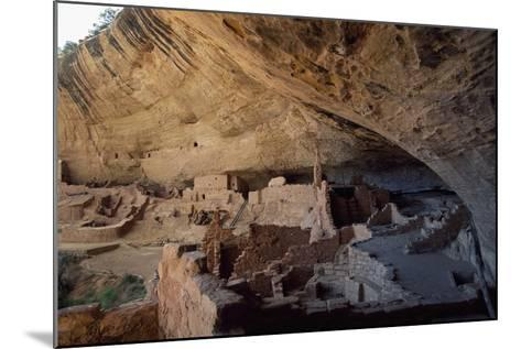 Long House, Mesa Verde National Park--Mounted Photographic Print