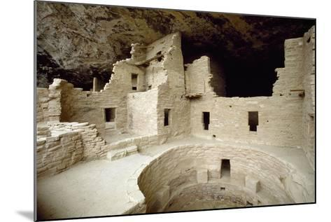 Cliff Palace, Mesa Verde National Park--Mounted Photographic Print