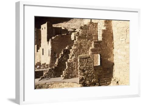 Cliff Palace, Mesa Verde National Park--Framed Art Print