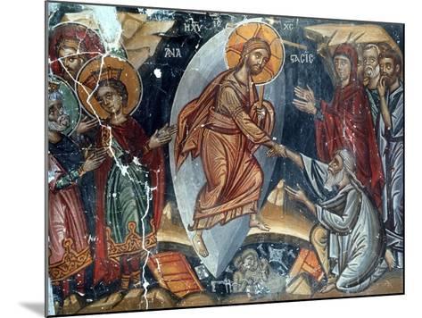 The Anastasis-Philippos Goul-Mounted Giclee Print