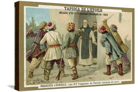 Armenian Massacres, 1894-1896--Stretched Canvas Print