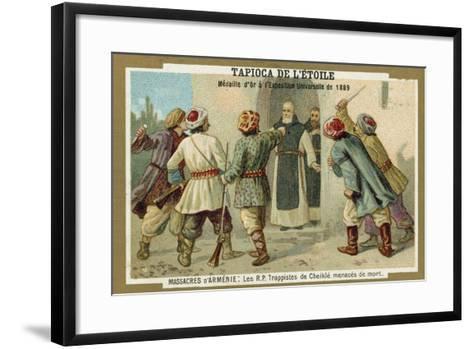 Armenian Massacres, 1894-1896--Framed Art Print