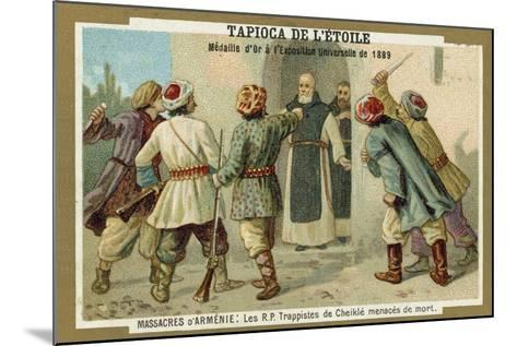 Armenian Massacres, 1894-1896--Mounted Giclee Print