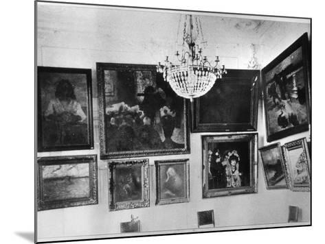 Gallery of Sergei Shchukin--Mounted Photographic Print