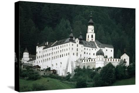 Marienberg Abbey--Stretched Canvas Print
