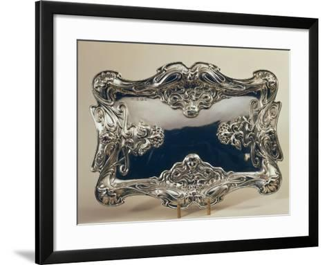 Pastry Tray, from Williams--Framed Art Print