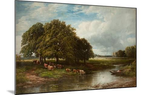Summertime-Edmund Morison Wimperis-Mounted Giclee Print