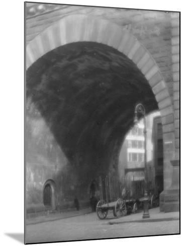 Frankfort Street, New York City, C.1903-10--Mounted Photographic Print