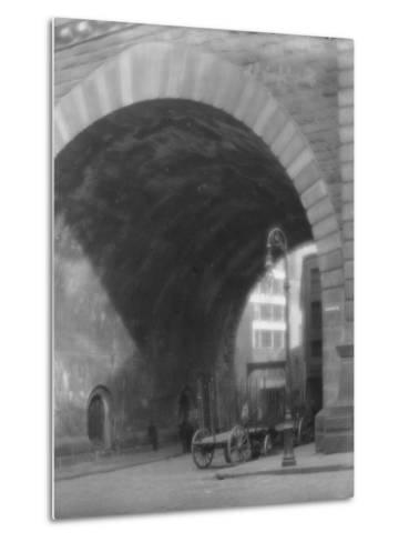 Frankfort Street, New York City, C.1903-10--Metal Print