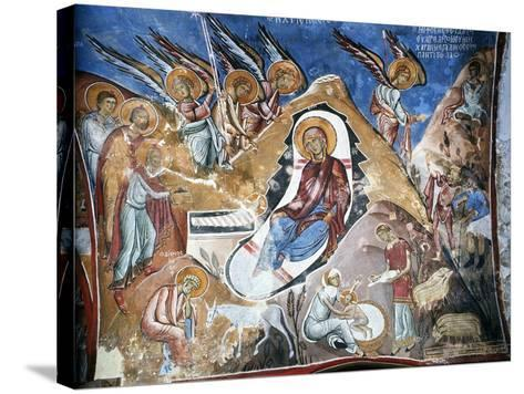 Nativity, 1192--Stretched Canvas Print