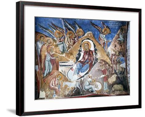 Nativity, 1192--Framed Art Print