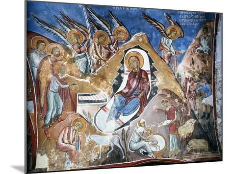 Nativity, 1192--Mounted Giclee Print