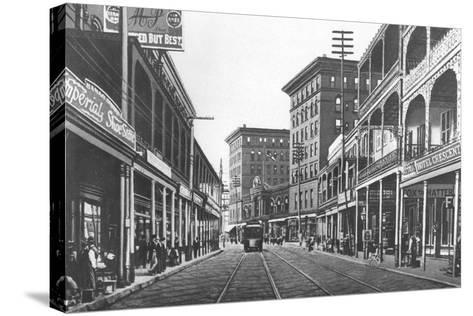 New Orleans, Louisiana, C.1920--Stretched Canvas Print