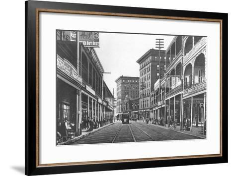 New Orleans, Louisiana, C.1920--Framed Art Print