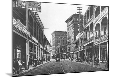 New Orleans, Louisiana, C.1920--Mounted Photographic Print