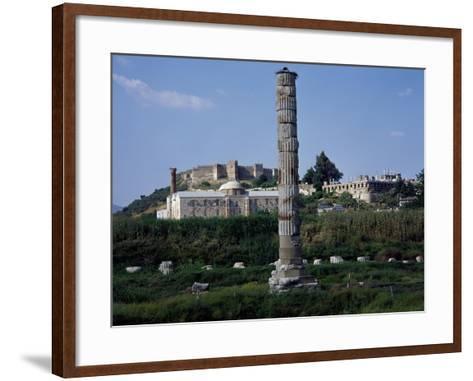Artemision--Framed Art Print