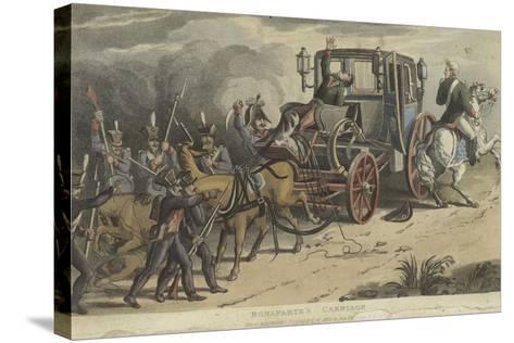 Bonaparte's Carriage--Stretched Canvas Print