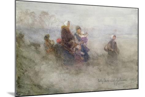 Returning Journey, 1901-Patty Townsend Johnson-Mounted Giclee Print