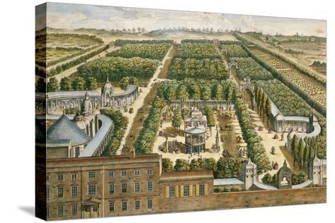 Vauxhall Gardens, Lambeth, 1751--Stretched Canvas Print