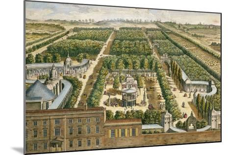 Vauxhall Gardens, Lambeth, 1751--Mounted Giclee Print