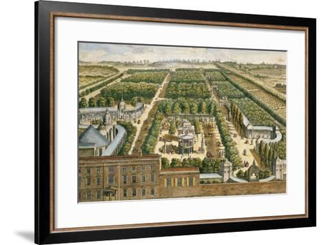 Vauxhall Gardens, Lambeth, 1751--Framed Art Print